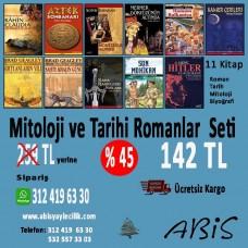 Mitoloji ve Tarihi Roman Seti